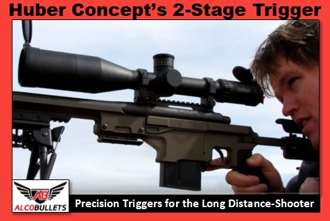 EXTREME DUTY! - Huber 2-Stage Trigger for Remington 700 - Rex Reviews