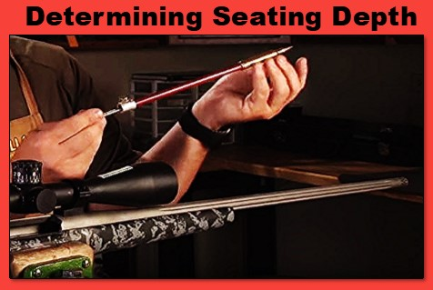Determining Bullet Seating Depth Video