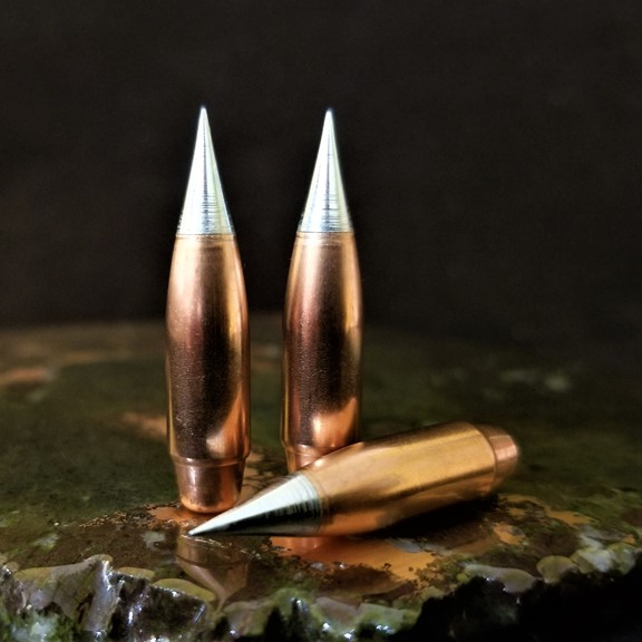 .308 175 Grain RBT ULD Machined Metal Tip