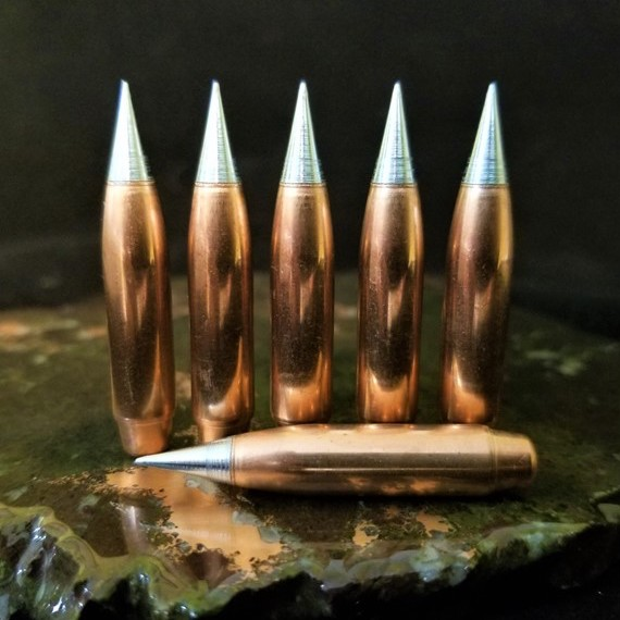 .308 240 Grain RBT ULD Machined Metal Tip