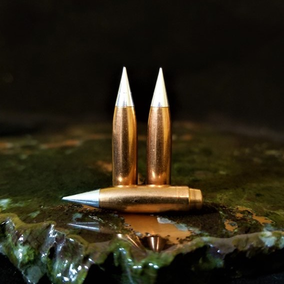 ALCO Precision .224 in 69 Grain RBT ULD Machined Metal Tip