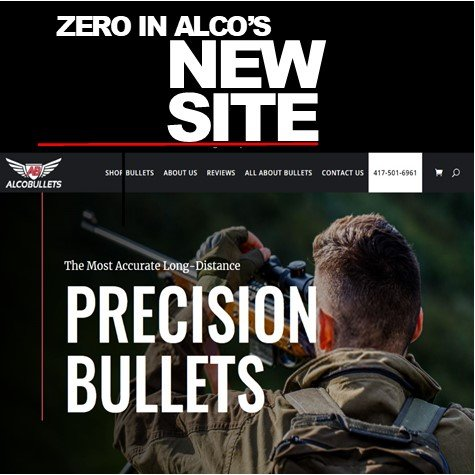 Alco Bullets Launches New Website
