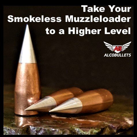 Alco Takes Smokeless Muzzleloaders to a Higher Level - Precision .452