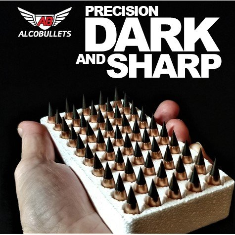 New Look for Alco's Custom Precision Bullets