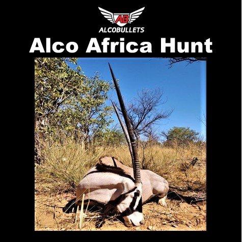 Alco Long Range Hunting Success